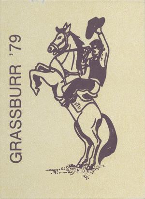 The Grassburr, Yearbook of Tarleton State University, 1979