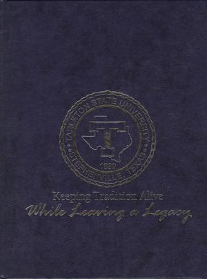 Primary view of The Grassburr, Yearbook of Tarleton State University, 2006
