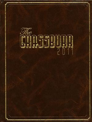 Primary view of object titled 'The Grassburr, Yearbook of Tarleton State University, 2011'.