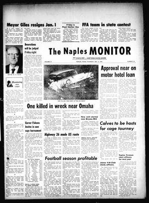 Primary view of object titled 'The Naples Monitor (Naples, Tex.), Vol. 77, No. 20, Ed. 1 Thursday, December 6, 1962'.