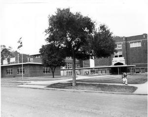Primary view of object titled 'Diamond Hill School (1938)'.