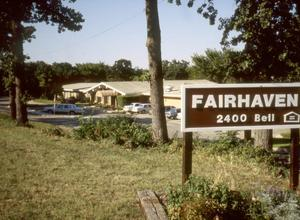 Primary view of object titled '[Fairhaven Retirement Home]'.