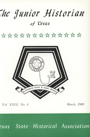 The Junior Historian, Volume 29, Number 5, March 1969