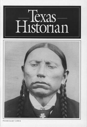 The Texas Historian, Volume 53, Number 3, February 1993