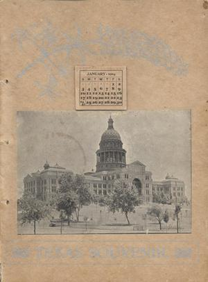 Primary view of object titled 'Texas souvenir : a collection of poems devoted to the scenery and historical events of Texas'.