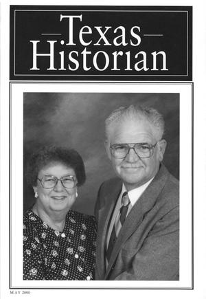Primary view of object titled 'The Texas Historian, Volume 60, Number 4, May 2000'.