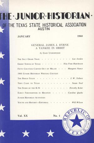 The Junior Historian, Volume 20, Number 4, January 1960