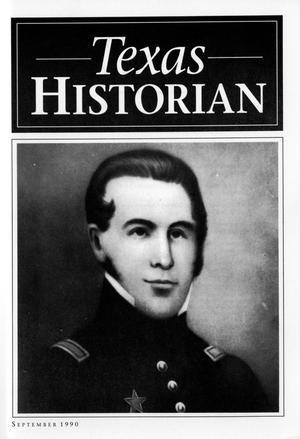 The Texas Historian, Volume 51, Number 1, September 1990