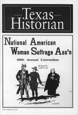 The Texas Historian, Volume 57, Number 2, November 1996