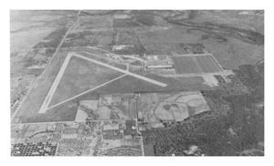 Primary view of object titled '[Mineral Wells' Municipal Airport]'.