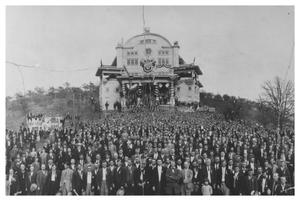 [The Woodmen of the World Convention at the Chautauqua]