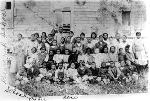 Primary view of object titled 'Bear Creek School'.