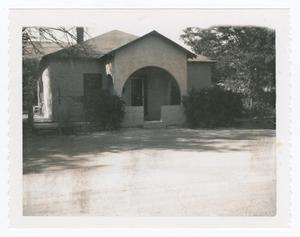 Primary view of object titled '[Garcia-Valadez House Photograph #1]'.