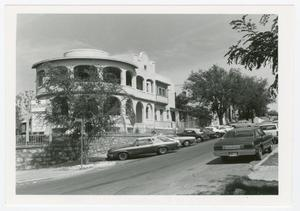 Primary view of object titled '[Wallace Apartments Photograph #2]'.