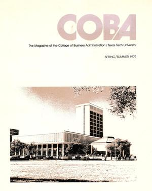 Primary view of object titled 'COBA, Spring/Summer 1979'.