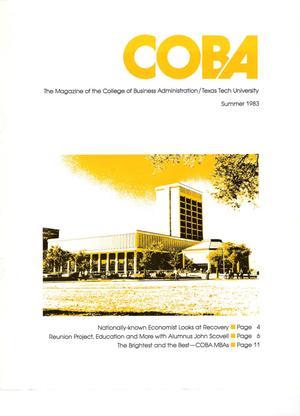 COBA, Summer 1983