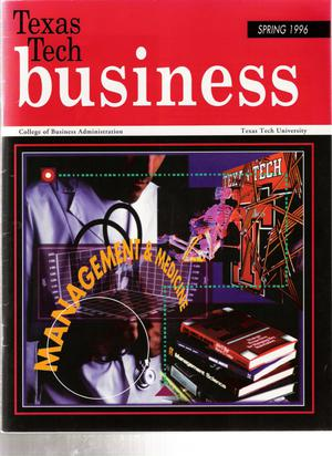 Texas Tech Business, Spring 1996