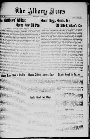 Primary view of object titled 'The Albany News (Albany, Tex.), Vol. 42, No. [14], Ed. 1 Friday, December 4, 1925'.