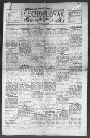 Primary view of Čechoslovák and Westske Noviny (West, Tex.), Vol. 22, No. 23, Ed. 1 Friday, June 9, 1933