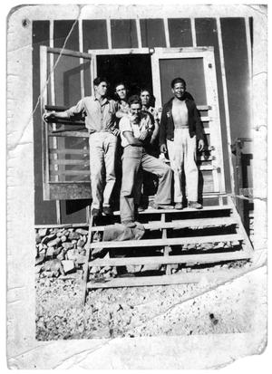 Primary view of object titled 'CCC Service Camp Employees'.