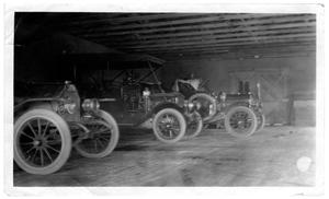Primary view of object titled 'Dave Wease's Automotive Garage'.