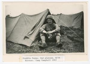 Primary view of object titled '[Freddy Payne by Bivouac]'.