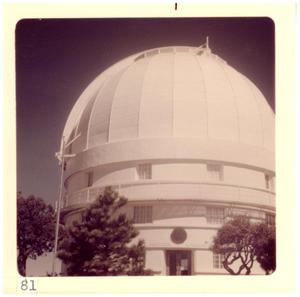 Primary view of object titled '[McDonald Observatory]'.