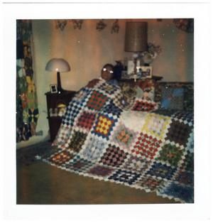 Primary view of object titled 'Quilt Made by Angelita M. Campos'.