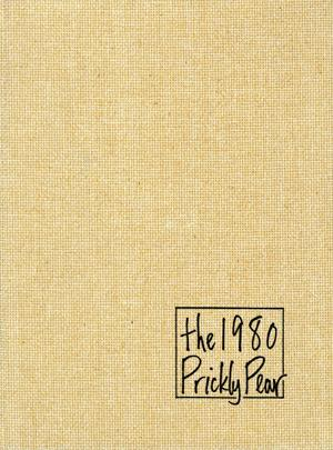 Primary view of object titled 'Prickly Pear, Yearbook of Abilene Christian University, 1980'.