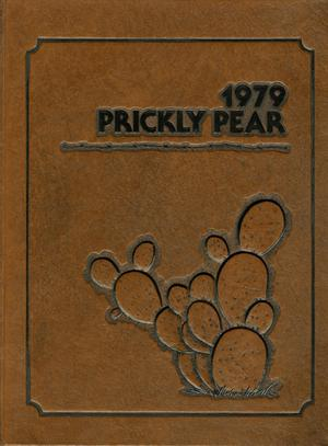 Primary view of object titled 'Prickly Pear, Yearbook of Abilene Christian University, 1979'.