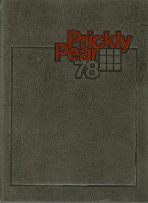 Primary view of object titled 'Prickly Pear, Yearbook of Abilene Christian University, 1978'.