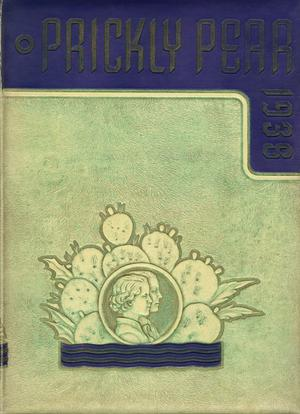 Prickly Pear, Yearbook of Abilene Christian College, 1938