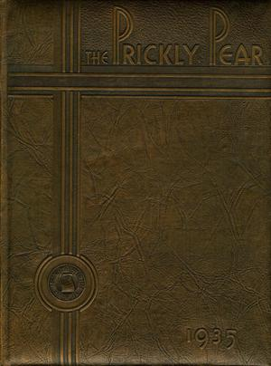 Prickly Pear, Yearbook of Abilene Christian College, 1935
