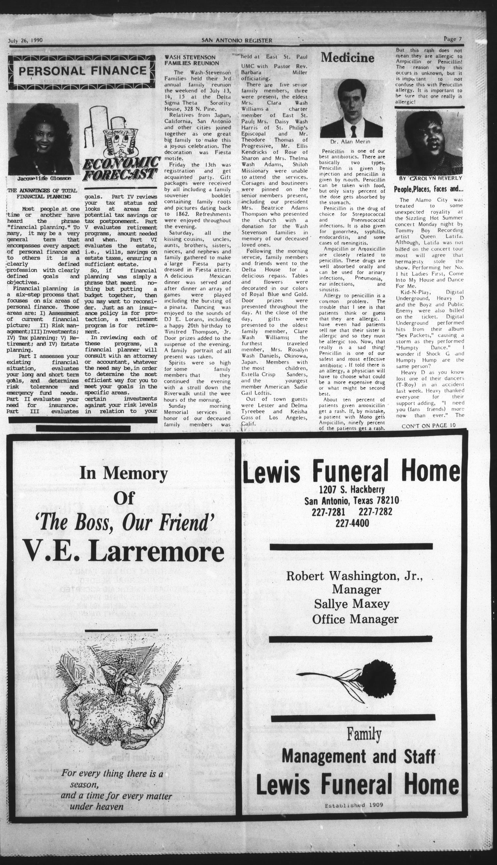 San Antonio Register (San Antonio, Tex ), Vol  59, No  15