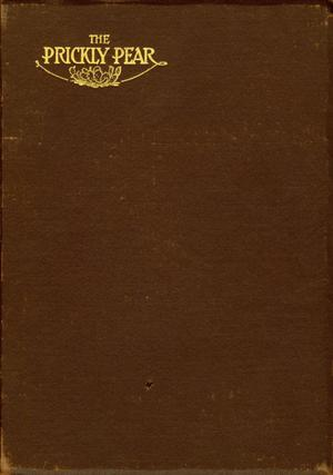 Primary view of object titled 'Prickly Pear, Yearbook of Abilene Christian College, 1919'.