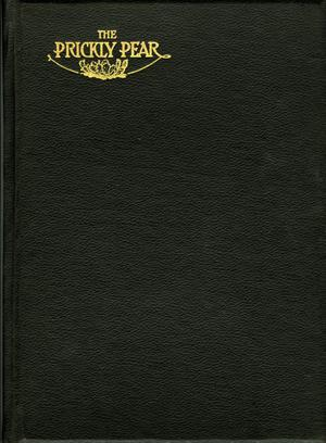 Primary view of object titled 'Prickly Pear, Yearbook of Abilene Christian College, 1918'.