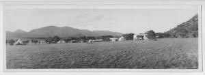 Primary view of object titled '[Photograph of View of a Campground]'.