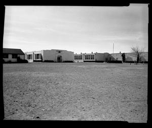 Primary view of object titled 'Blackwell School'.