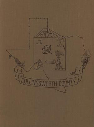 Primary view of object titled 'Collingsworth County 1890-1984'.