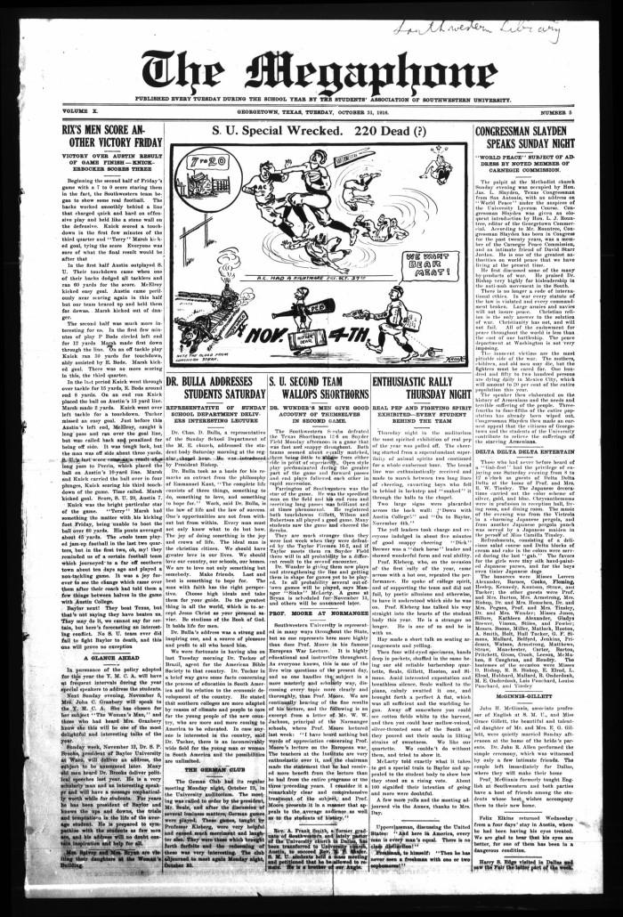 10 lines on newspaper