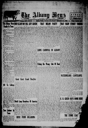 Primary view of object titled 'The Albany News (Albany, Tex.), Vol. 44, No. 51, Ed. 1 Friday, September 21, 1928'.