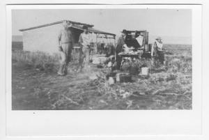 Primary view of object titled '[Chuck Wagon]'.
