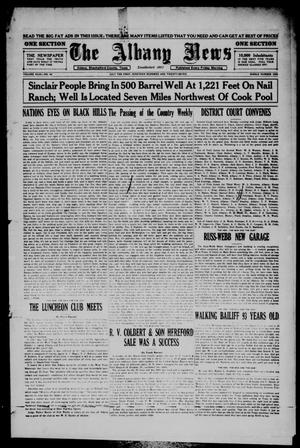 Primary view of object titled 'The Albany News (Albany, Tex.), Vol. 43, No. 40, Ed. 1 Friday, July 1, 1927'.