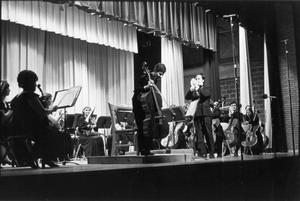 Primary view of object titled '[Irving Symphony Concert]'.