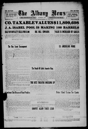 Primary view of object titled 'The Albany News (Albany, Tex.), Vol. 43, No. 45, Ed. 1 Friday, August 5, 1927'.