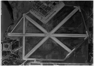 Aerial View of Carswell Air Force Base