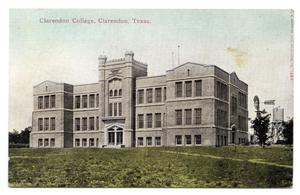 Clarendon College, Clarendon, Texas