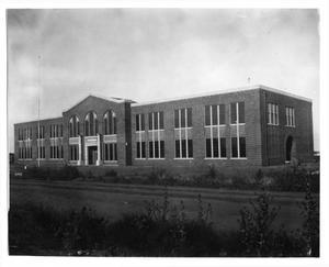 High School, Childress, Texas