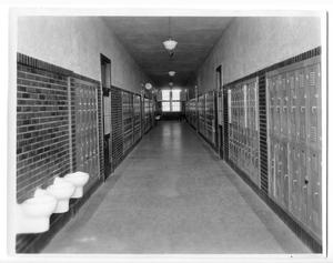 [Hallway in Alice Landergin School]