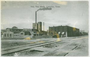 Primary view of object titled '[Kelly Plow Works]'.